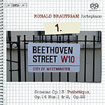 Beethoven - Piano Sonatas, Vol. 1 - Op. 13, 14 & 22