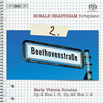 Beethoven - Piano Sonatas, Vol. 2 - Op. 2 & 49