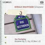 Beethoven - Piano Sonatas, Vol. 3 - Op. 7 & 10