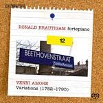 Beethoven - Piano Variations, Vol. 2 -  1782 - 1795