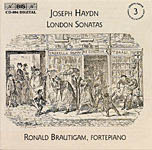 Haydn - Keyboard Sonatas, Vol. 3 - London Sonatas