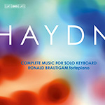 Haydn - Complete Solo Keyboard Music