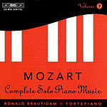 Mozart - Piano Variations, Vol. 1