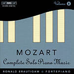 Mozart - Piano Variations, Vol. 2