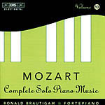 Mozart - Piano Variations, Vol. 4