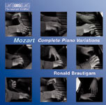 Mozart - Complete Piano Variations
