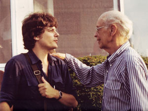 Ronald Brautigam and Rudolf Serkin, 1983